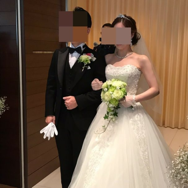 3月挙式の花嫁様より♡ブライダルエステを受けて